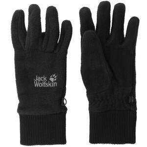 Details zu Jack Wolfskin Vertigo Glove Herren Outdoor Thermo Handschuhe black 1901751 6001