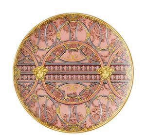 Versace-Rosenthal-Assiette-Plate-21-CM-Versace-Echelle-Palazzo-Rose-Versace