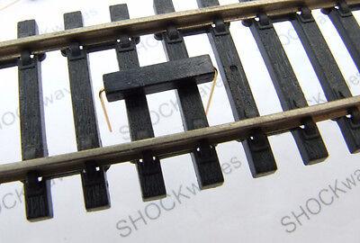 BLOCKsignalling RR1 Reed Relay Black Plastic Encapsulated Model Rail Railway