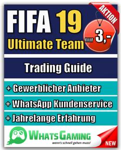 Fifa 19 Fut Ultimate Team Coins Münzen Trading Guide Ps4