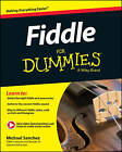 Fiddle For Dummies by Michael John Sanchez, Dummies (Mixed media product, 2015)