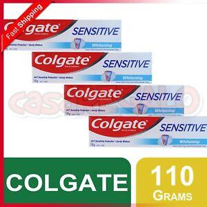 Colgate-Sensitive-Fluoride-Toothpaste-Dental-Oral-Care-Whitening-24-7-110g