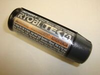 Ryobi Tek4 4-volt Lithium-ion Battery, New, Free Shipping