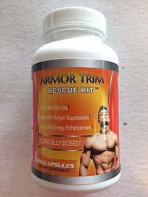 ARMOR TRIM Diet Pills 120 Capsules