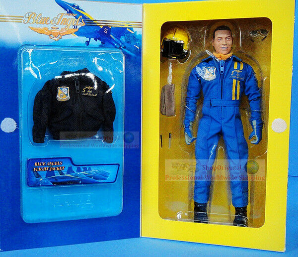 BBI 1:6 Action Figure Figure Figure USA Blau Angels Fighter Pilot 5 Scott Kartvedt 21030 951b7e