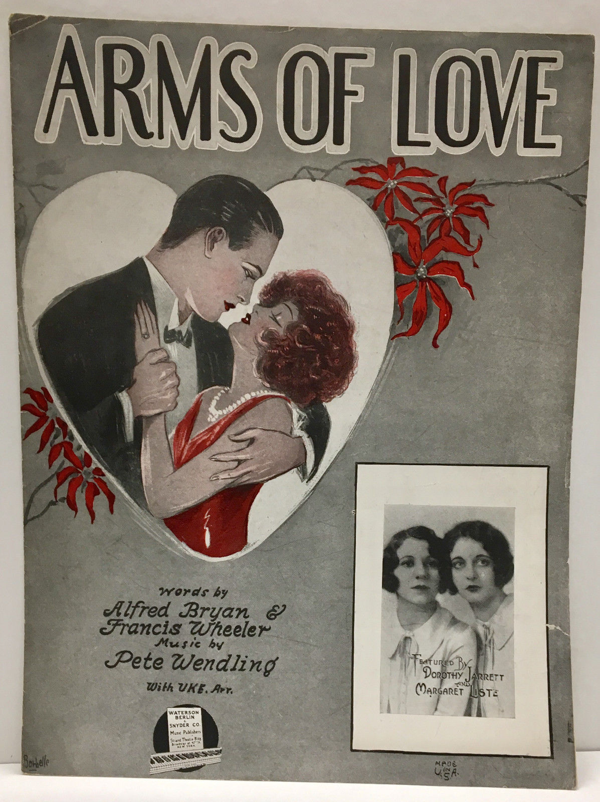 Assorted Vintage Sheet Music from Years 1924 to 1953