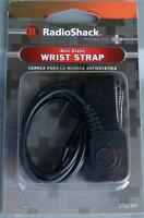 Brand In Package Radio Shack Anti-static Wrist Strap, Technology +