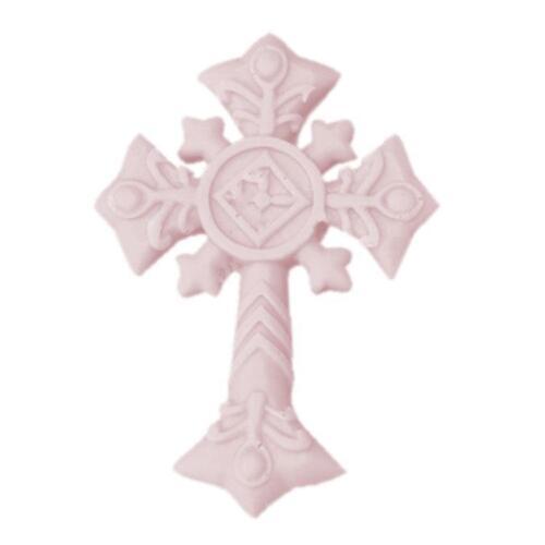 1 Plaque en Silicone-Moule Stafil ecclésiastiques fixe Croix 39-60