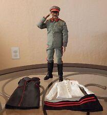 "1/6 12"" KING'S TOYS JOSEF JOSEPH STALIN RED ARMY SOVIET RUSSIAN WWII DRAGON"