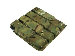 Pouch Case molle tactical Harnesses MULTICAM paintball bag tube 160 pods Water