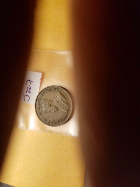 1924 Rare Keydate Canada Penny Id#j227.
