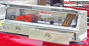 "Truck Tool box: Topsider with Drawer 48"" High Side Top ..."