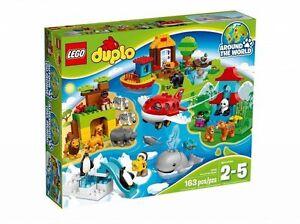 Lego Duplo Town 10805 Voyage autour du monde