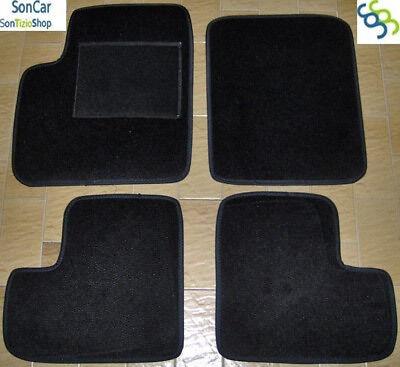 JEEP COMPASS TAPPETI tappetini AUTO su MISURA + 4 block