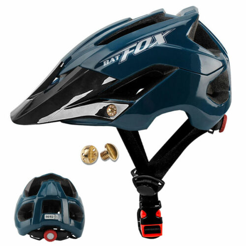 Red MTB Bike Cycling Helmet Bicycle Motorcycle Skateboard Head Protection Safe