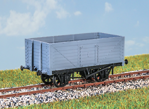 Parkside-PC73-OO-Gauge-RCH-1923-Design-7-Plank-Coal-Wagon-Kit