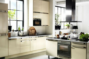 Image Is Loading Ikea Abstrakt Kitchen Cabinet Door Front High Gloss