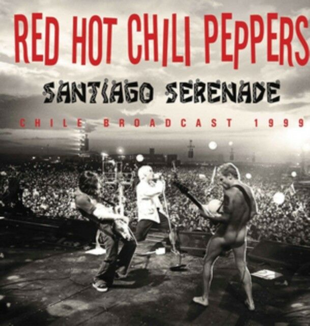 Red Hot Chili Peppers - Santiago Serenade NEW CD