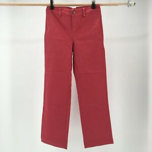 Polo-Ralph-Lauren-Straight-Pants-Chino-Zip-Fly-Flat-Front-Stretch-Pink-Boys-10