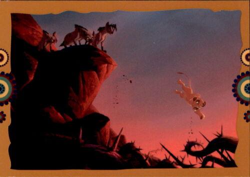 Panini Disney Karte 20 König der Löwen 2019