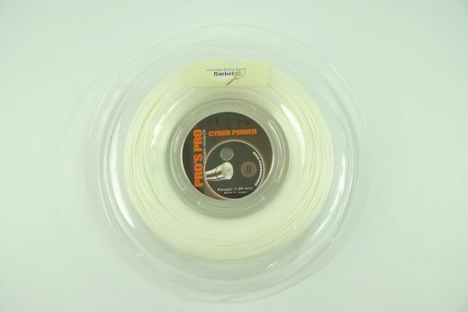 NEUPro´s Pro Cyber Power Saitenrolle 200m white 1.30mm white 16g stringreel new