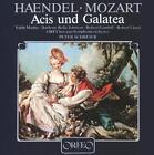 Acis und Galatea-Pastorale in zwei Aufzügen von Lloyd,Mathis,Schreier,ORF,Rolfe Johnson (1988)