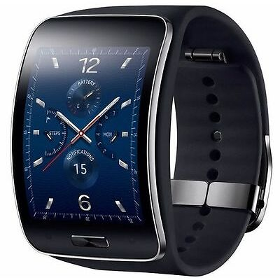 Samsung Galaxy S Gear SM-R750V Curved Super Amoled Smart Watch