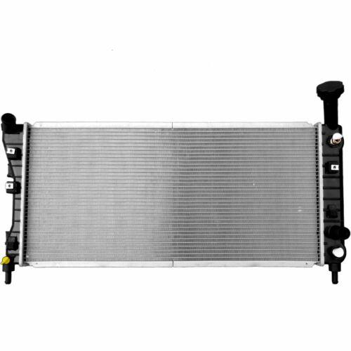 Aluminum Radiator Fits Q2710 for Buick Allure Pontiac Grand Prix Chevy Impala