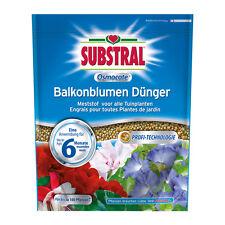 Substral Osmocote Balkonblumen Dünger - 1,5 kg - Blumendünger Zierpflanzendünger