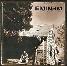 Eminem THE MARSHALL MATHERS LP 180g Aftermath Records NEW SEALED VINYL 2 LP
