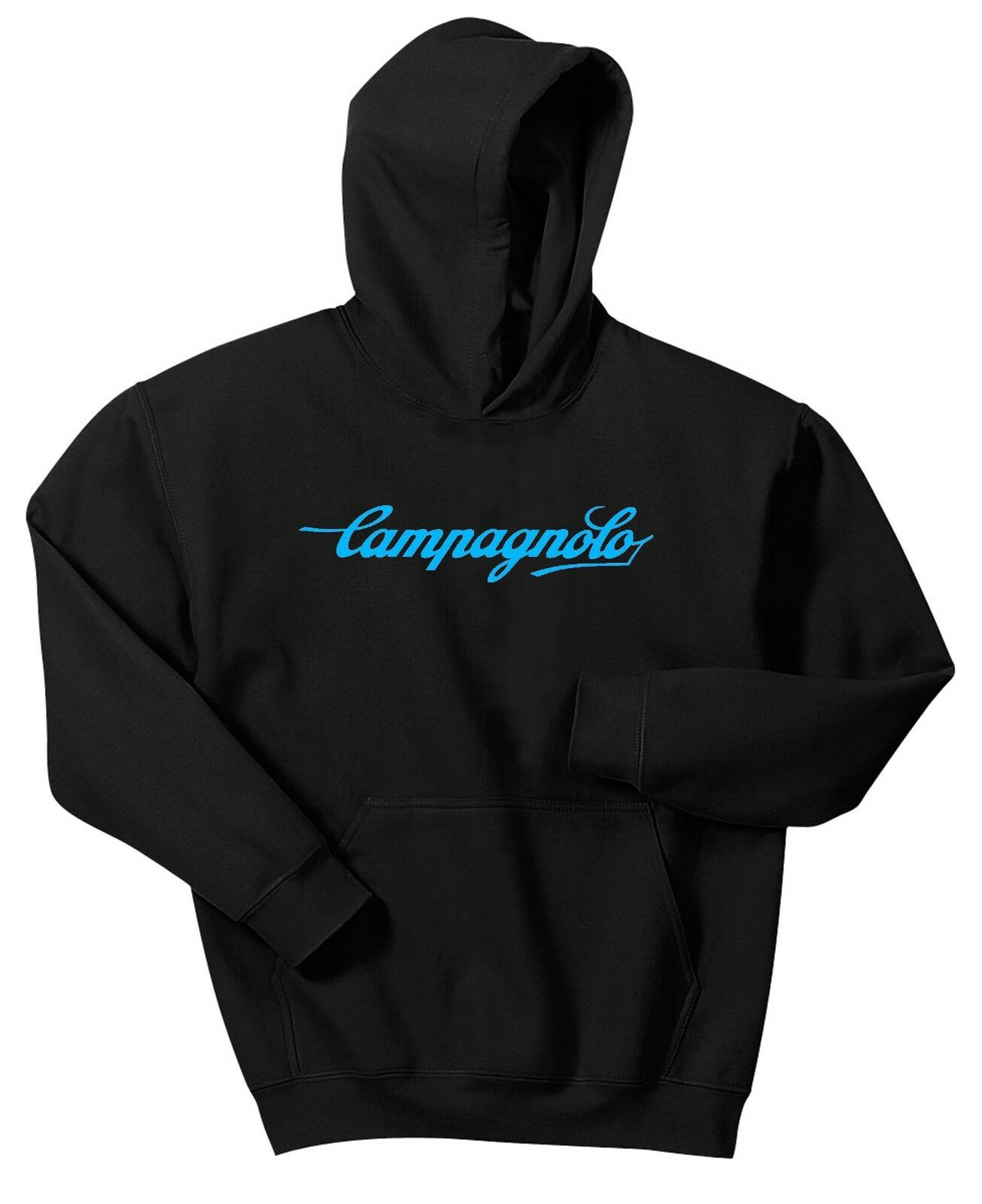 CAMPAGNOLO BICYCLE HOODIE SWEAT SHIRT ROAD BIKE RACE HARDWARE GROUP