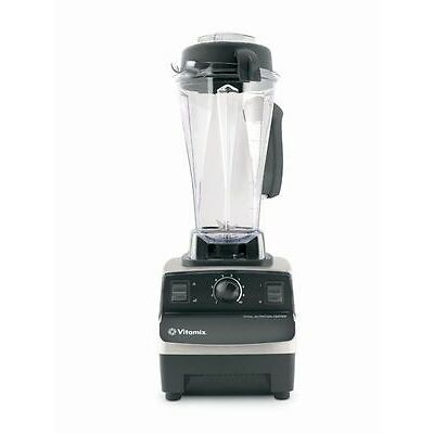 NEW Vitamix The Total Nutrition Centre TNC5200 : Stainless Steel Grey