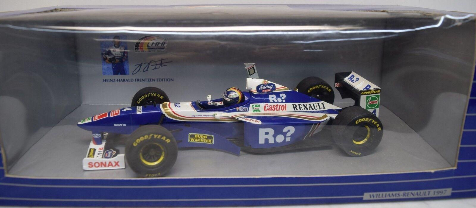 Onyx 1 18 Williams Renault 1997 Heinz Harald Frenzen, British Grand Prix  | Zürich Online Shop