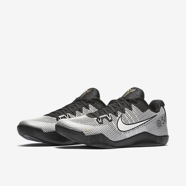 Nike Kobe XI LMTD Quai 54 15 869600 010 Elite Europe Ftb Htm Mamba Q54 11 PE