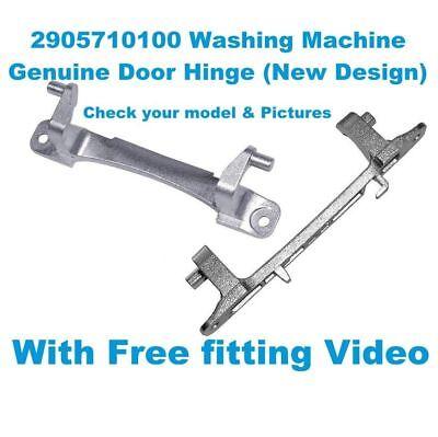 Genuine Beko Washing Machine Door Hinge WM6355W WFA100W WMA520W WM5100W