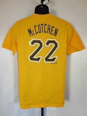 Um Jeden Preis xl 18/20 Vereinigt New Flaw Andrew Mccutchen #22 Pittsburgh Pirates Jugendliche Xl