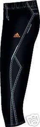 Adidas 686629 Supernovas 34 Stretto Pantaloni da Corsa Runninghose Erl 38