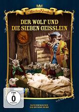 Der Wolf und die sieben Geisslein  - Märchenklassiker (Blau) - DVD