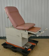 Midmark Ritter 222 Barrier Free Hi Low Power Examination Chair With Footswitch