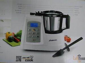 MASTERMIX ROBOT DA CUCINA per Miscelare, Cuocere, a Vapore, Emulsionare  etc....