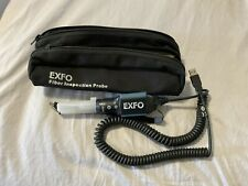 Exfo 430b Fiber Inspection Probe 2019 11made In Canada Used