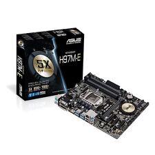 ASUS H97M-E LGA 1150 HDMI SATA 6Gb/s USB 3.0 Micro ATX Intel Motheboard