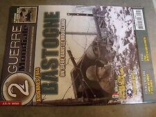 µ? Revue 2e Guerre Mondiale n°57 Bastogne 1944 Infanterie Afrika Korps BREST