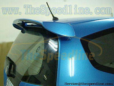 08 09 10 11 12 13 14 HONDA 2nd Fit Jazz Mugen Style TAILGATE REAR SPOILER WING