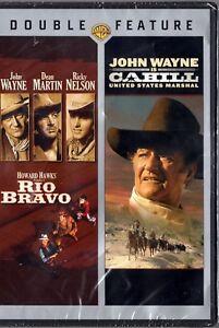 Rio Bravo / Cahill: United States Marshal  Double Feature (DVD) John Wayne  NEW