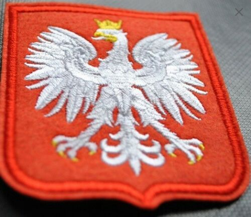 Coat of arms of Poland,Eagle of Poland Patch
