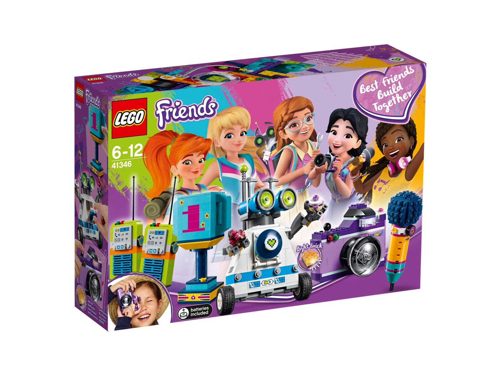 LEGO® Friends 41346 Freundschafts-Box NEU OVP_ Friendship Box NEW MISB NRFB