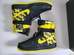 Nike Air Force 1 SF AF1 Shoes Black
