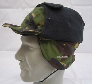 Details about BRITISH ARMY SURPLUS GORE-TEX DPM ECW PEAK HAT/ S-XL,EXTREME  COLD WEATHER CAP