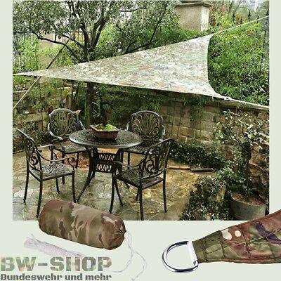 Diskret Us Army Tarp & Sonnensegel Woodland Neu Armee Camping Outdoor Plane Sonnenschutz